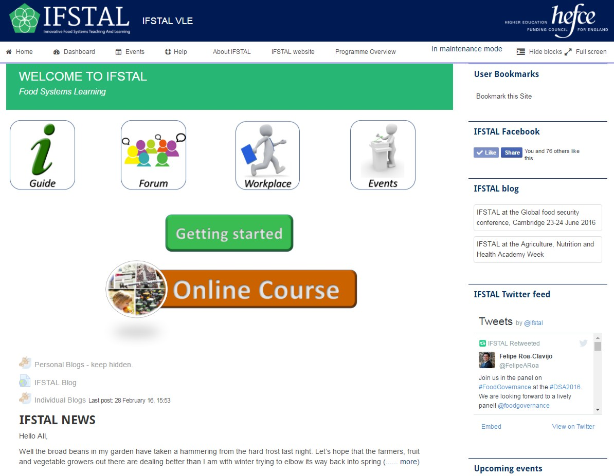 dissertation virtual learning environment Virtually every educational institution has by now adopted a virtual learning environment (vle) he developed it as a tool for his dissertation which was on a socio-constructivist approach to learning thus moodle originally excelled in features which supported this approach to education.