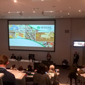 IFSTAL Symposium: Technology – a silver bullet for the food system?