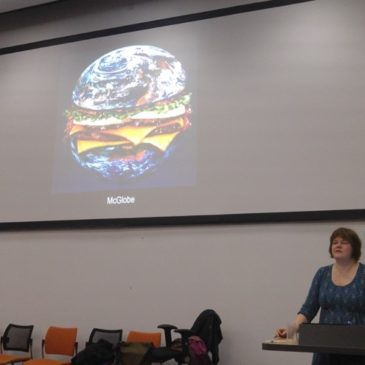 How do you feed a city? – Carolyn Steel @ Warwick University