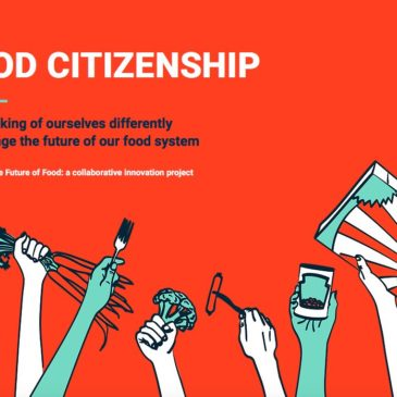 Food Citizenship Report launch