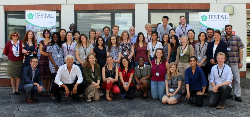 IFSTAL Summer School: building a food systems community