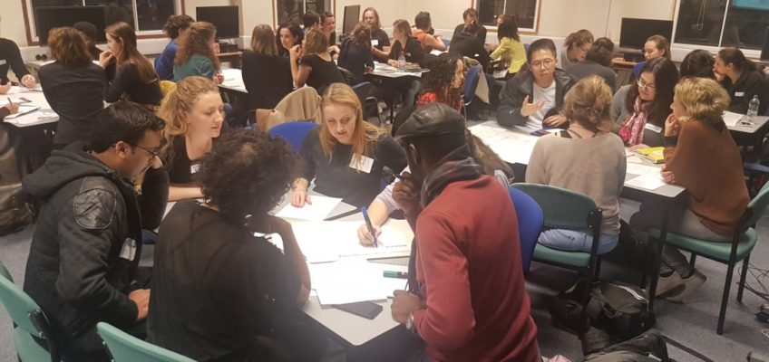 IFSTAL Workshop 2: Scoping Interventions – a systems approach