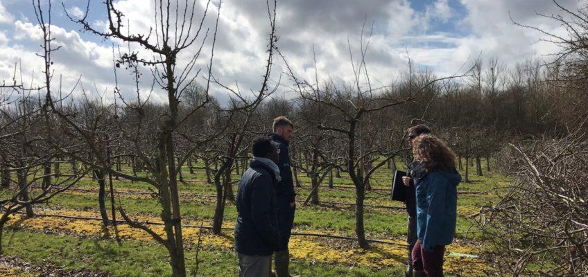 Chishill Research Farm Visit