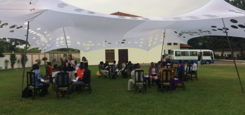 Food Systems Training – University of Ghana