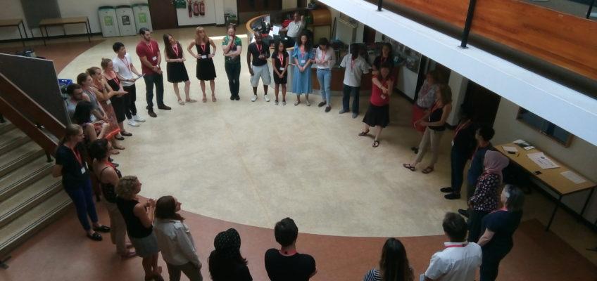 The IFSTAL Summer School has Started!