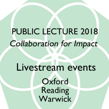 Public lecture 2018 livestream events