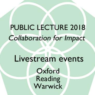 Public lecture 2018 livestream events