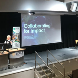 Public lecture highlights need for systems thinking