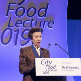 IFSTAL at the City Food Lecture 2019