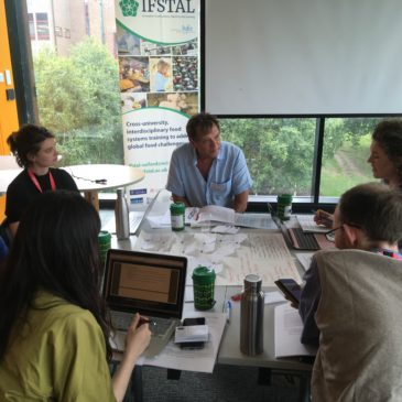 News: Food systems in the frame at IFSTAL summer school