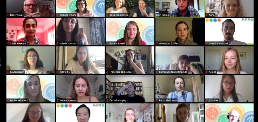 The 2020 summer school goes virtual